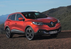 The Funky Renault Kadjar Enters South Africa