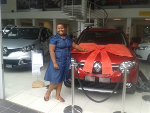 CMH Renault Midrand Deliveries