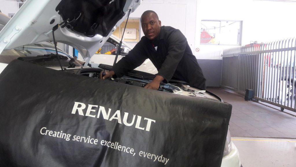 CMH Renault Midrand Service