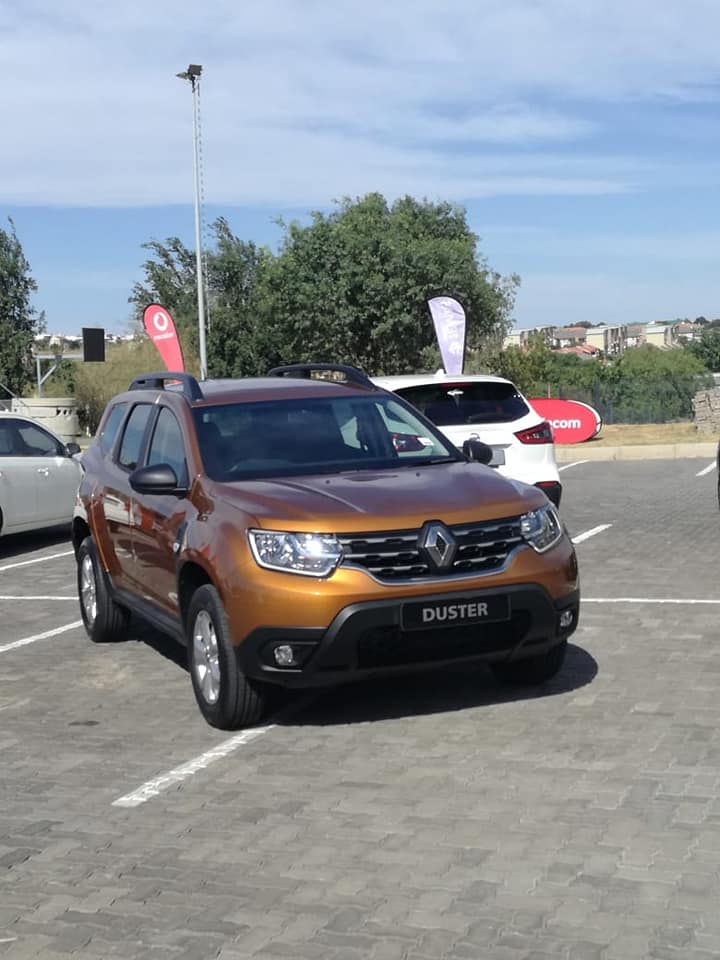 CMH Renault Midrand- Red Renault Duster