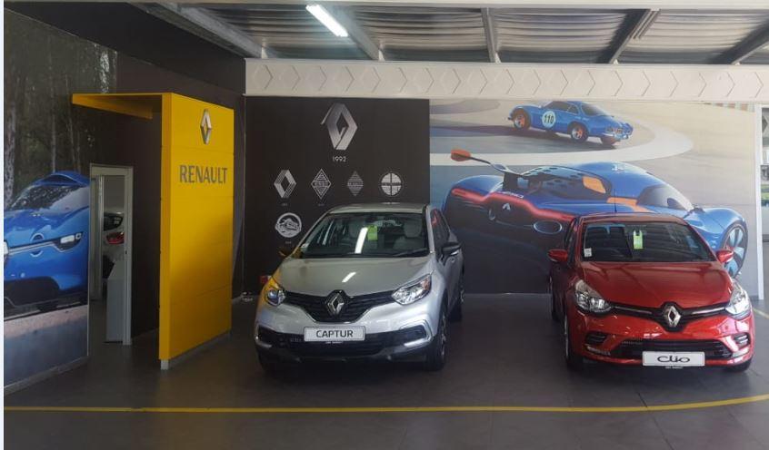 CMH Renault Billito Silver clio