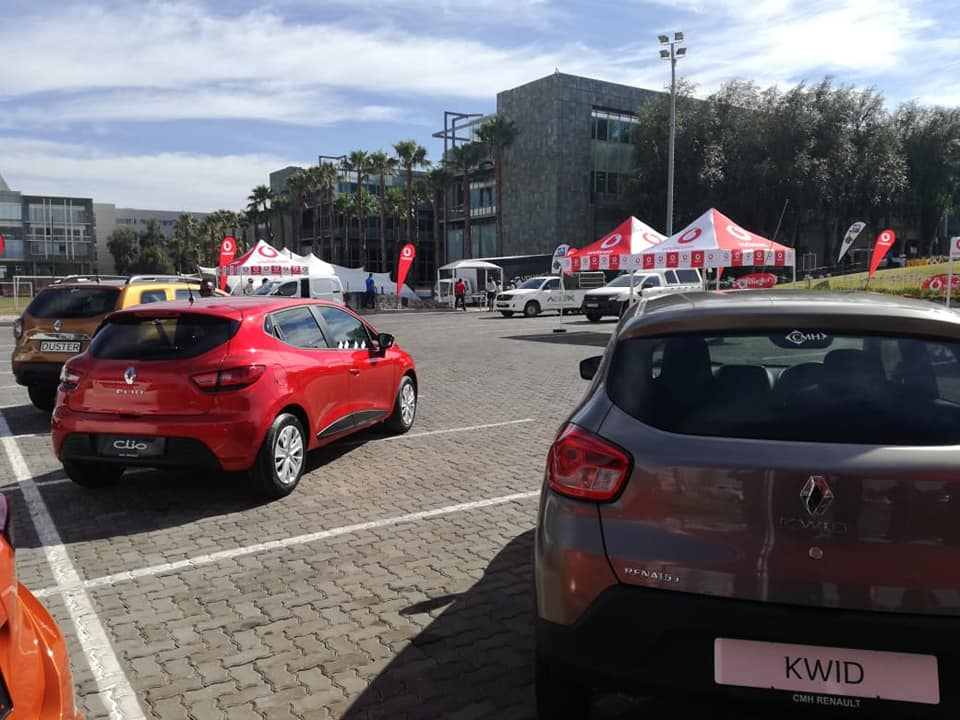 CMH Renault Midrand- Stand-at-Vodaworld