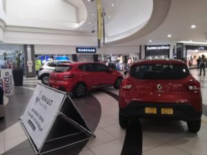 Vehicle Display