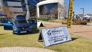 Breathtaking Renault Megane gets all the attention