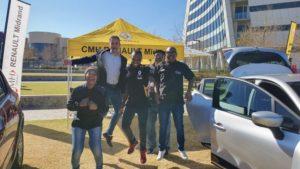 Staff FUN at Bastille day CMH Renault Midrand
