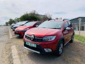 Renault Chillas - Renault sandero