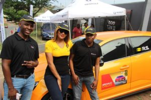 CMH Renault Staff