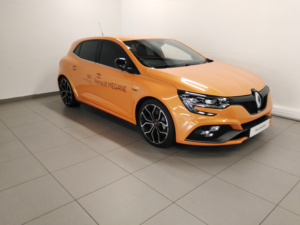 2019 Renault Megane RS - side view