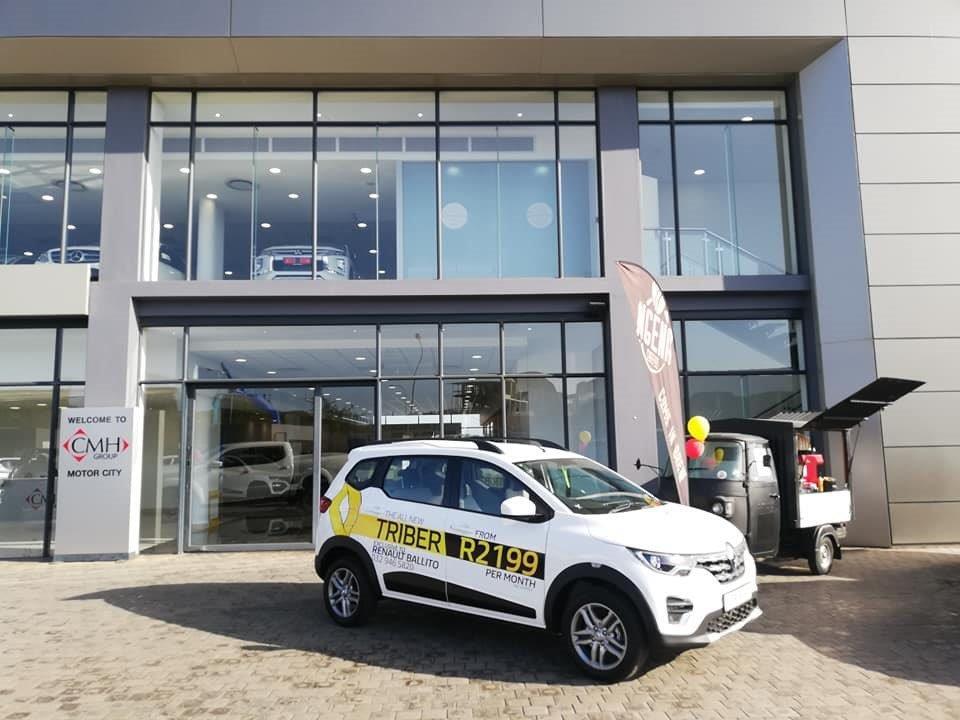 CMH Renault Ballito Main Dealership