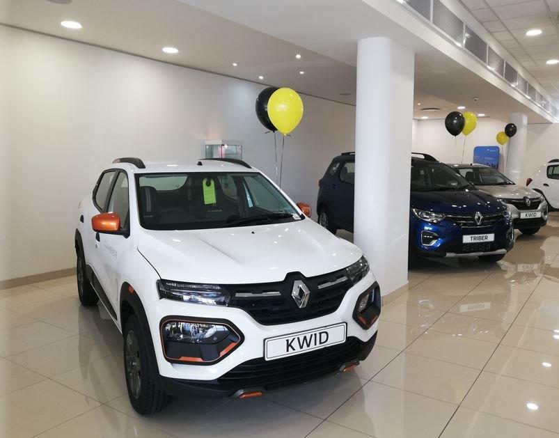 CMH Renault Ballito Showroom