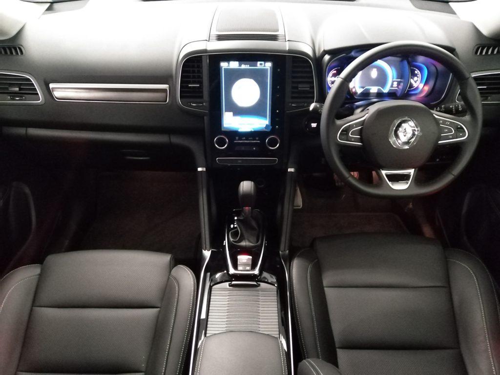Renault Koleos Full Dashboard