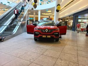 Mall Display
